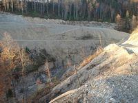 фото 3 - строительство автострады Апшеронск - Дагомыс