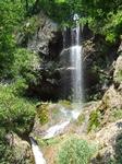 Монаховым водопад
