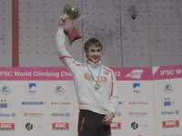Чемпион мира-2012 Дмитрий Шарафутдинов