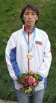 Чемпионка мира-2012 Диляра Рахманкулова