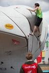 3-кратный чемпион мира в боулдеринге (2007, 2011, 2012), чемпион мира в многоборье (2007), чемпион Европы в многоборье (2013), обладатель Большого Кубка мира в боулдеринге (2013) Дмитрий Шарафутдинов