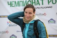 Юлия Абрамчук – чемпионка мира в боулдеринге 2009 года