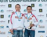 Лев Рудацкий и Владислав Мызников